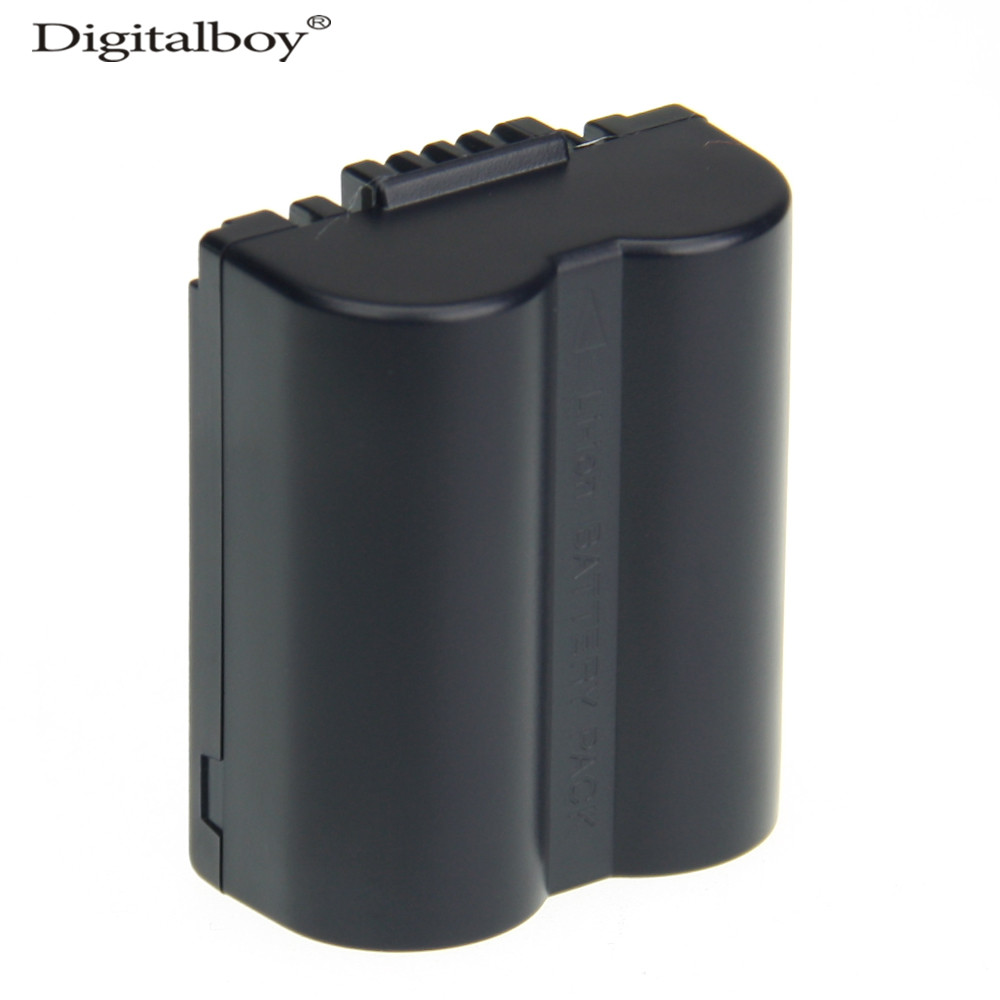 DigitalBoy 2PCS CGA-S006E CGRS006A CGR-S006E CGR-S006A/1B BP-DC5U Camera Battery For PANASONIC Lumix DMC FZ30-K FZ8EF-S FZ30-S