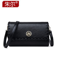 ZOOLER Top Quality genuine leather bag famous brands women bagClutch bag Black fashion women Shoulder Messenger Bag