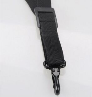 Universal Alto Saxophone Neck Belt with tenor dropped Sax strap Spring Elastic Black Accessories For NEW Musical Instruments