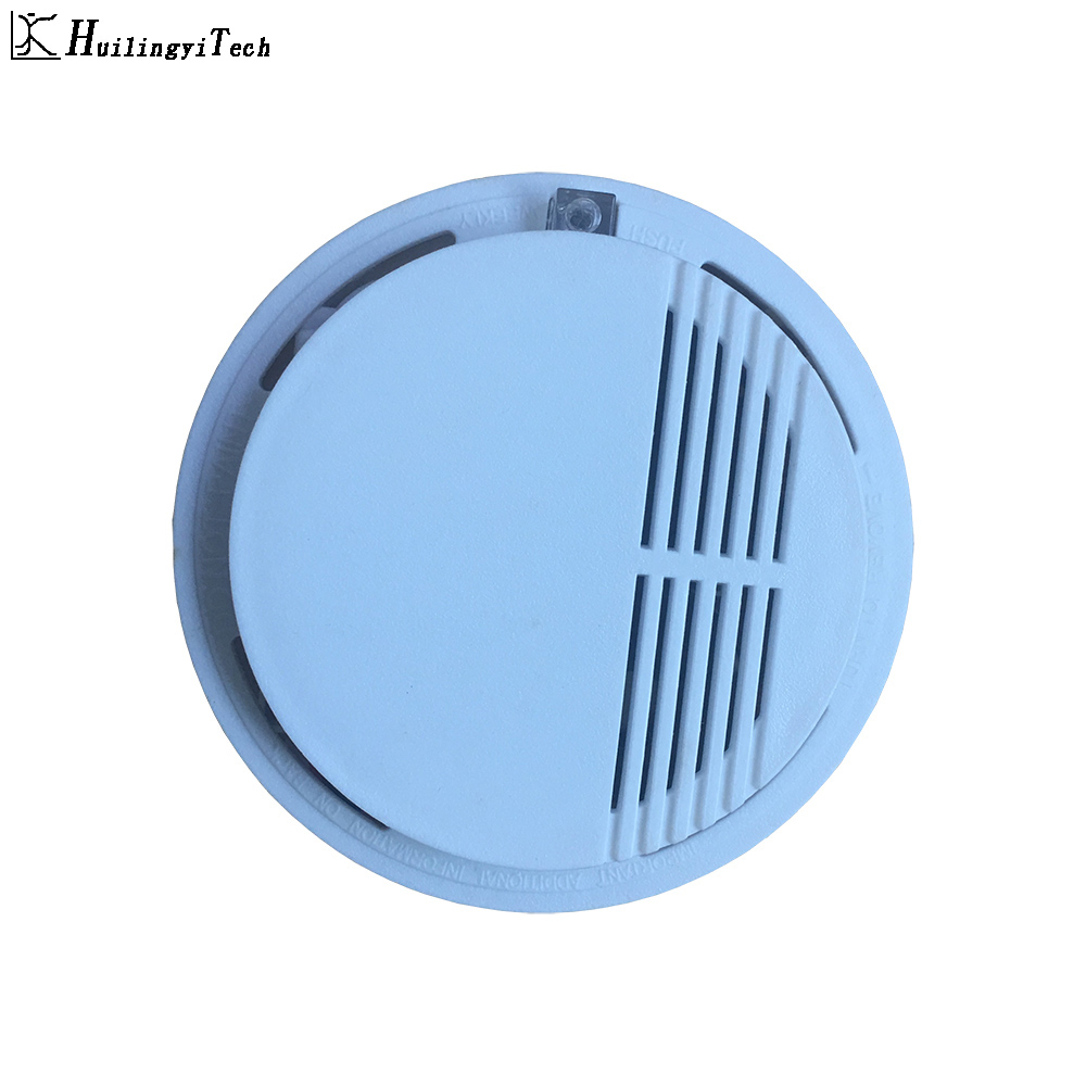 free shipping Work with alarm system Built-in 85dB siren Carbon Monoxide Warning Alarm Detector