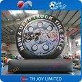 Бесплатная доставка! 4 м/13ft открытый гигантские надувные шины, гигантские надувные шины модели для рекламы, ifnatable шины реплики