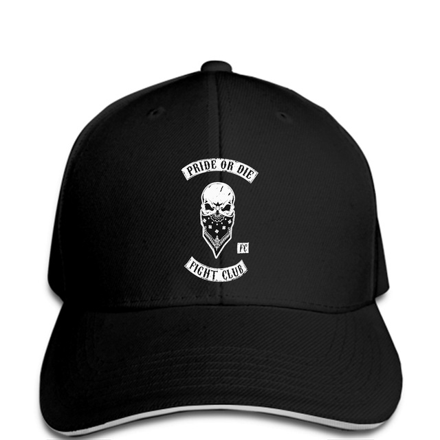 857252c7b US $9.9 |Baseball cap Pride Or Die snapback Fight Club Men's Casual Hat K1  Boxen Muay Thai BJJ-in Baseball Caps from Apparel Accessories on ...