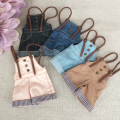 1/6 Fashion Doll's Overalls Bib Pants for Blyth, Licca, Momoko, Azone Doll Clothes Accessories