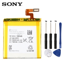 Original SONY Battery For Sony LT28i Xperia ion Aoba LT28at 1840mAh Authentic Phone Replacement