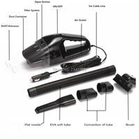 Car Vacuum Cleaner Portable Handheld Vacuum Cleaner for volkswagen golf 4 ford focus 3 toyota auris seat exeo toyota avensis