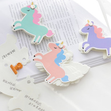 unicorn cactus memo pad Kawai sticky notes Creativity notepad stickers planner papelaria stationery cute notes david j berghuis the addiction progress notes planner
