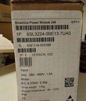 6SL3224 0BE13 7UA0 6SL3 224 0BE13 7UA0 G120 inverter power module 0.37kW PM 240 new in original