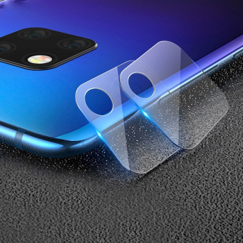 Screen Protector Full Cover For Huawei Honor 10 9 8X View 20 Nova 4 3 3i 3e Mate 10 20 Lite P20 P30 Pro Camera Phone Lens Glass image