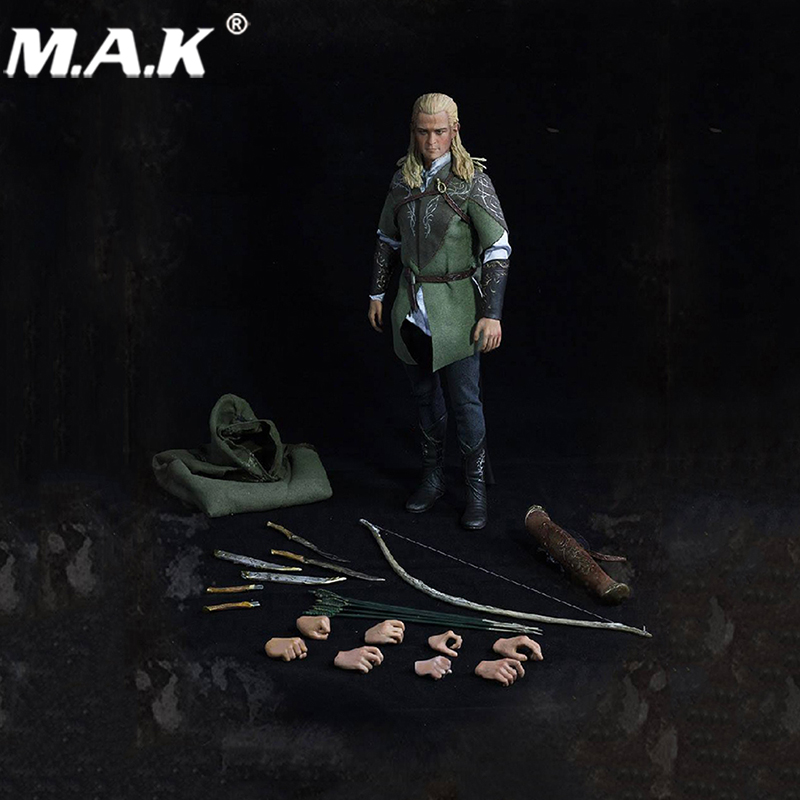 1:6 Scale Elven prince Legolas Action Figure doll toy Model for Collections regular version