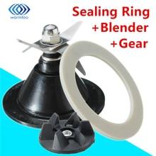 Разное качество уплотнительная кольцевая прокладка+ замена лезвия блендера части для гамилтон пляж 901 908 909 прочный в использовании