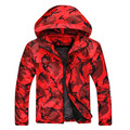 Outerwear Male Camouflage Jacket Plus Size 2016 Trend Uniform Men's Clothing Clothes Spring And Autumn