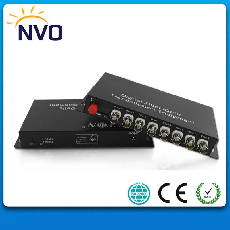 20KM,FC,SM,8 Channel +1 Reverse Data Fiber Video CCTV Optical Multiplexer20KM,FC,SM,8 Channel +1 Reverse Data Fiber Video CCTV Optical Multiplexer