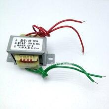 EI48-24 трансформатор мощности 10W 10VA 220V 10V 1A 1.2A universal pure copper