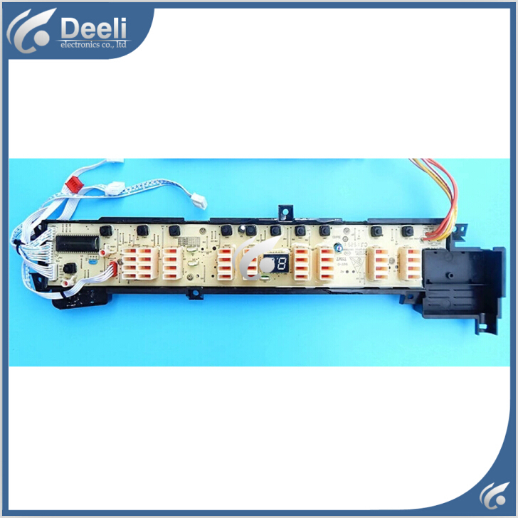 98% new Original good working for Haier washing machine board XQB60-L8286 motherboard on sale 98% new original good working for sanyo washing machine board xqb60 m809 motherboard on sale