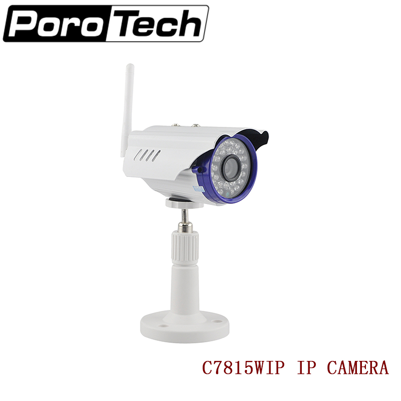 C7815WIP WiFi IP Outdoor waterproof Camera 1.0MP Megapixel HD CCTV Wireless Bullet Surveillance Security Sysytem view online wistino cctv camera metal housing outdoor use waterproof bullet casing for ip camera hot sale white color cover case