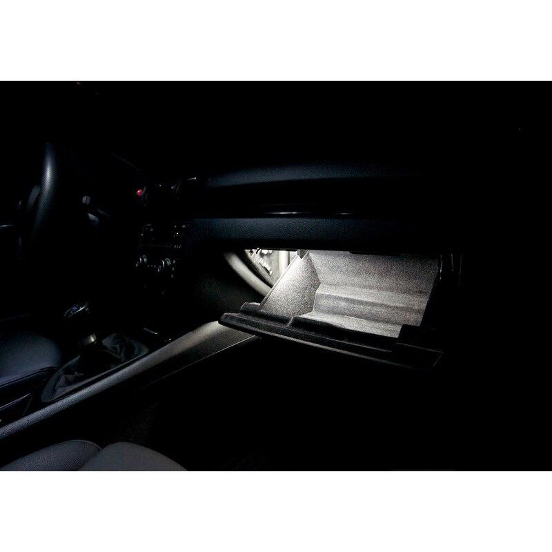 XIEYOU 7πλ. LED Canbus Εσωτερικό Φωτιστικό Kit - Φώτα αυτοκινήτων - Φωτογραφία 5