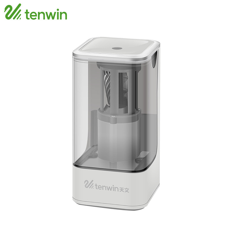 TENWIN Stationery Pencil sharpener school supplies office accessories Electric Automatic pencil sharpener 8006