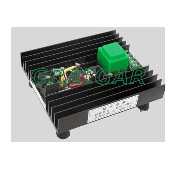Brush phase compound excitation generator STL-3 Voltage Regulator AVR voltage regulator board sx460 avr generator voltage regulator board black
