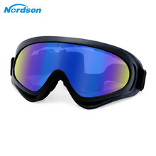 Nordson Motorcycle Goggles Glasses Outdoor Sports Ski Bike Motobike Moto Windshield Eyeglasses Sunglasses