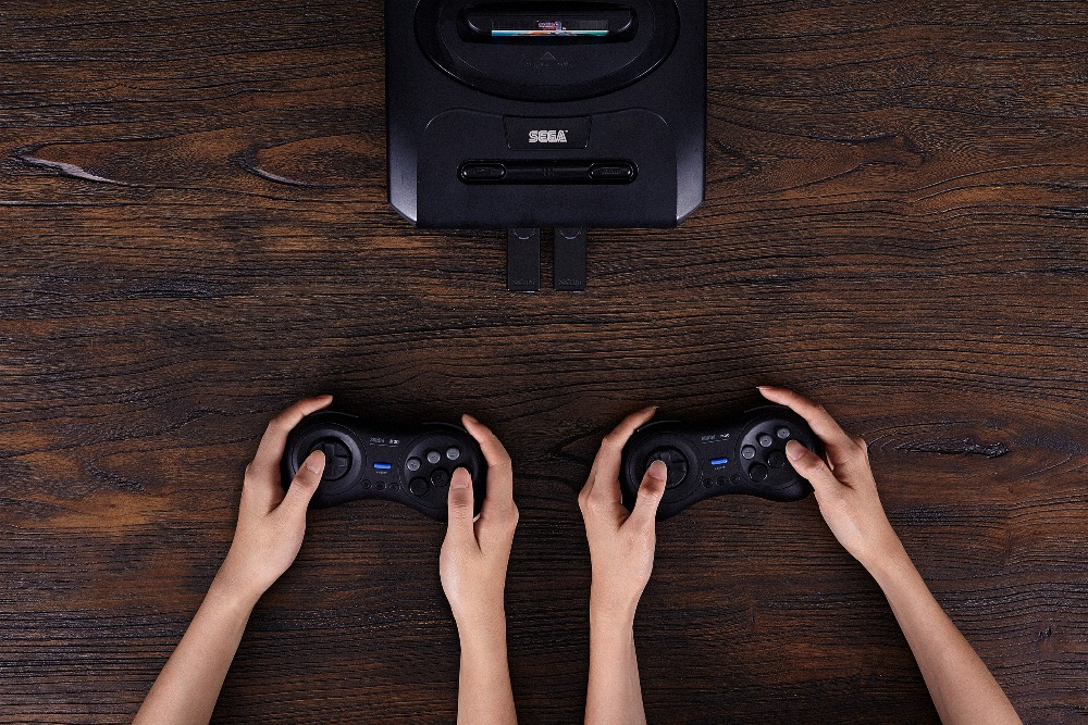 8BitDo Retro Receiver for Mega Drive Bluetooth Sega Genesis and Original Sega Genesis 6