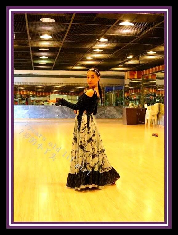 Belly Dance Top Modal Belly Dance  Vest Top Dance Wear, Yoga Wear Tribal Fusion HHQ02