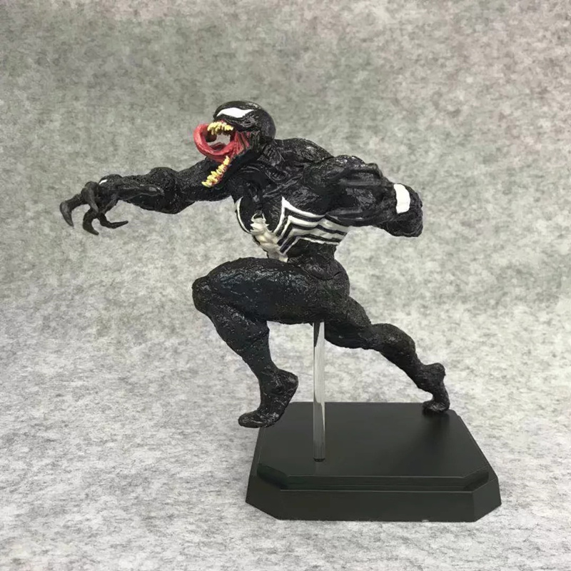 Anime Venom PVC Action Figure Collectible Model doll toy 21cmAnime Venom PVC Action Figure Collectible Model doll toy 21cm