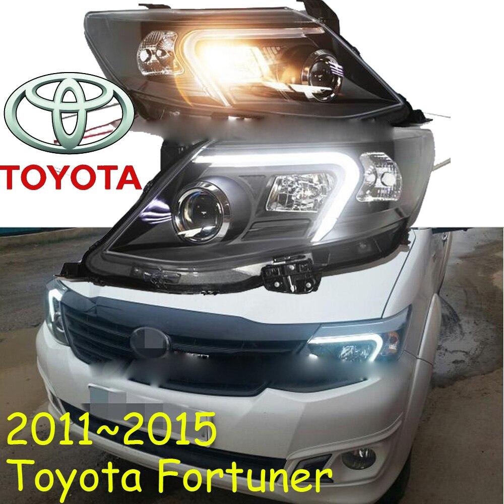 Fortuner headlight 2011 2015 free ship fortuner fog light 2ps