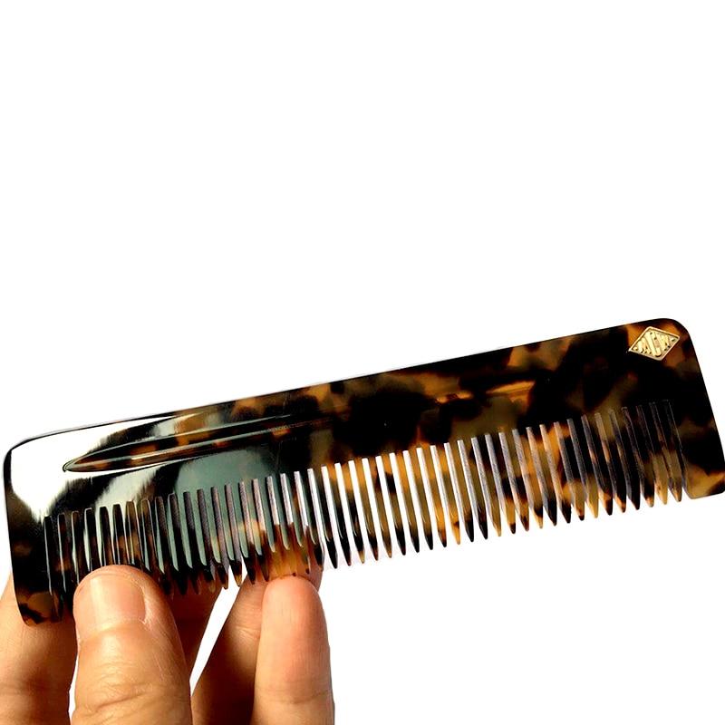 Mcw Comb Luxury Acetate Comb Can Do Custom Logo Man Hair