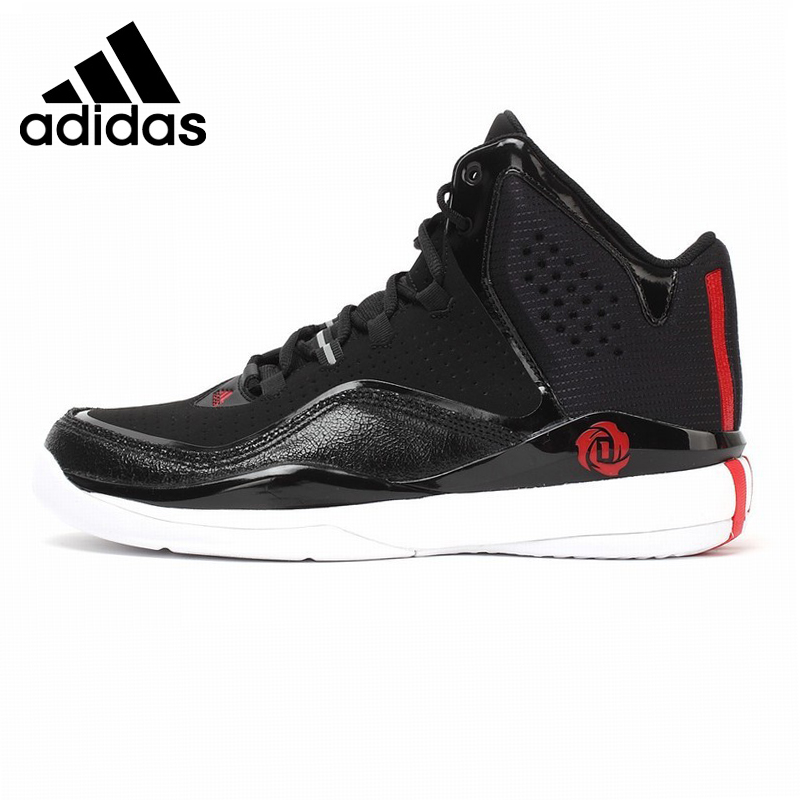Original Adidas Men's Basketball Shoes Sneakers original adidas men s two colors basketball shoes d69561 sneakers free shipping
