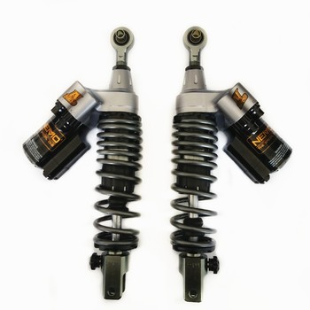Modified Motorcycle nmax shock Absorber rear shocks Nitrogen Gas Suspention for yamaha nmax155 NMAX 2016 2017 2018 2019