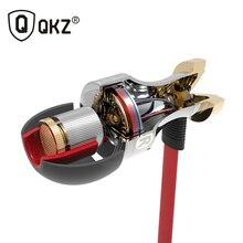 Discount! In-Ear Earphone QKZ KD1 Special Edition Headset Clear Bass Earphones With Microphone fone de ouvido audifonos Headset
