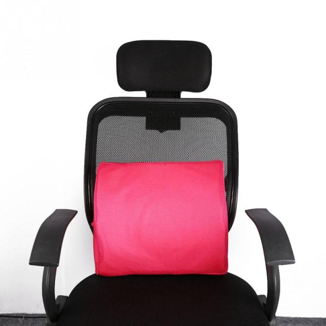 New Memory Foam Lumbar Cushion Lower Back Support Pillow Posture Correcting Car Seat Home Office Chair  sc 1 st  AliExpress.com & New Memory Foam Lumbar Cushion Lower Back Support Pillow Posture ...