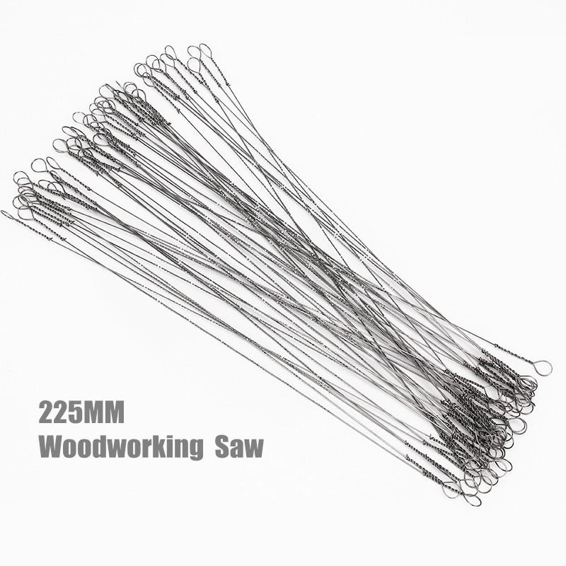 100pcs 225mm Woodworking Multi sided Sawtooth Garland Saw Blade ...
