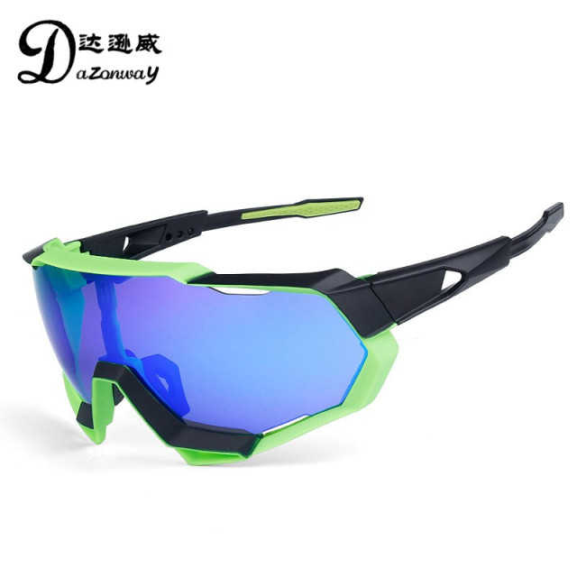 285f90d1cf Best Price 2018 New 3 Lens Anti-UV Polarized Cycling Eyewear TR90 Men s  Outdoor Sports