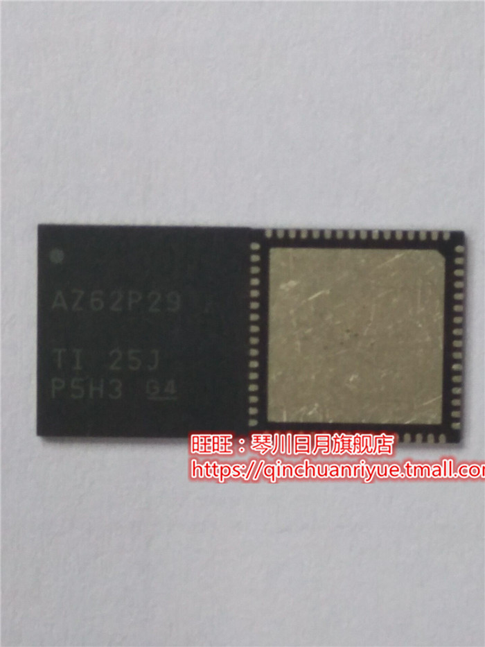 10pcs AZ26P29 ADS62P29IRGCR ADS62P29IRGCT QFP new 10pcs new f71863fg 71863 qfp 128 ic chip