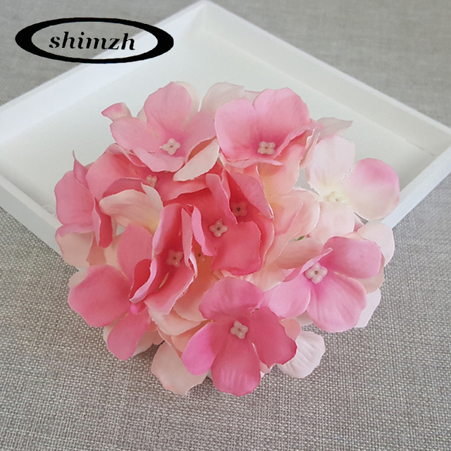 Shimzh artificial hydrangea silk flowers butterfly orchid for shimzh artificial hydrangea silk flowers butterfly orchid for wedding 10pcs lot bridal bouquet artificial orchid mightylinksfo