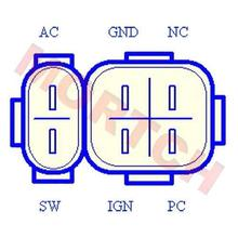 CDI Box Ignition for Kymco Agility
