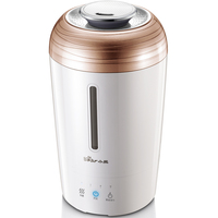 220V 4L Air Ultrasonic Humidifiers Anion Aromatherapy Diffuser Air Purifier Conditioner Touch Control Hot Cold Fog