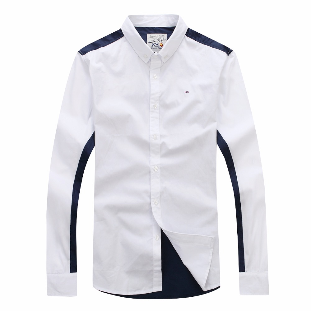2019 Sammy&eden Best Quality Summer And Spring Long Sleeve Shirt For Men Park Big Size M L Xl Xxl Free Shipping