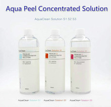 Concentrated Aqua Peeling Solution 400ml Per Bottle Facial Serum Hydra For Normal Skin