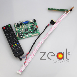 (HDMI+VGA+CVBS+AUDIO+USB) Controller Board For N070ICG LD1 LD3 LD4 L21 7
