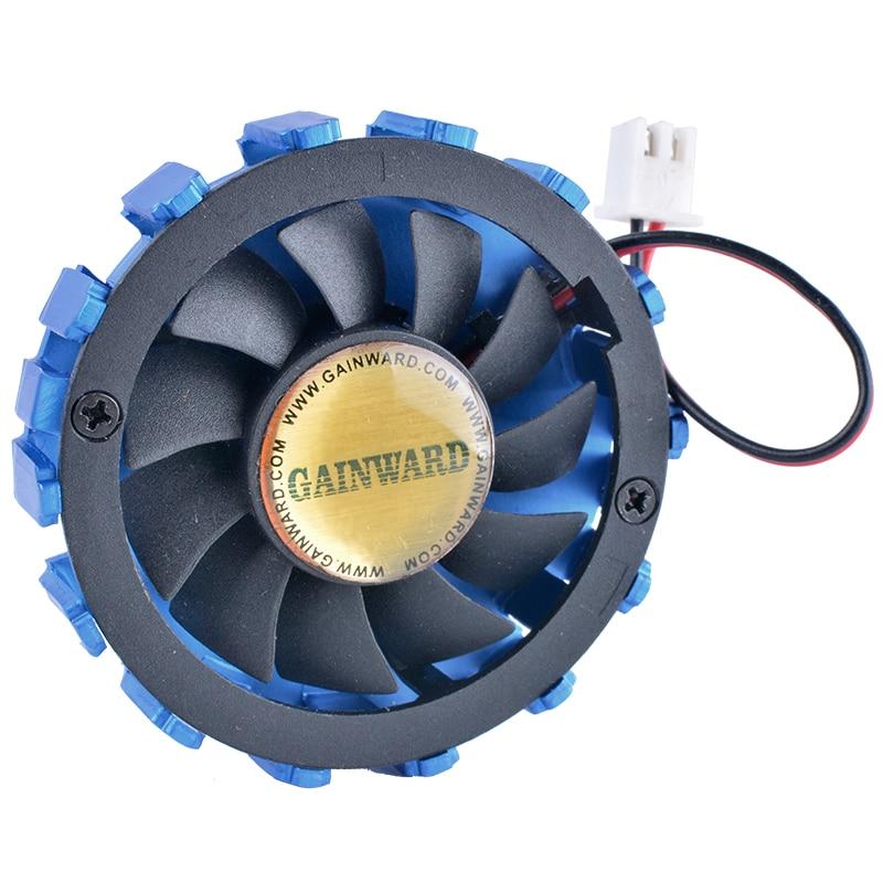COOLING REVOLUTION 12V 50x50x11mm 5cm Computer Motherboard CPU North Bridge Cooler Cooling Fan