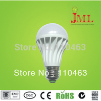 E27 3W 5W 7W Free FedEx Shipping 10 Pieces Lot LED Bulb Residential Lamp Led Global