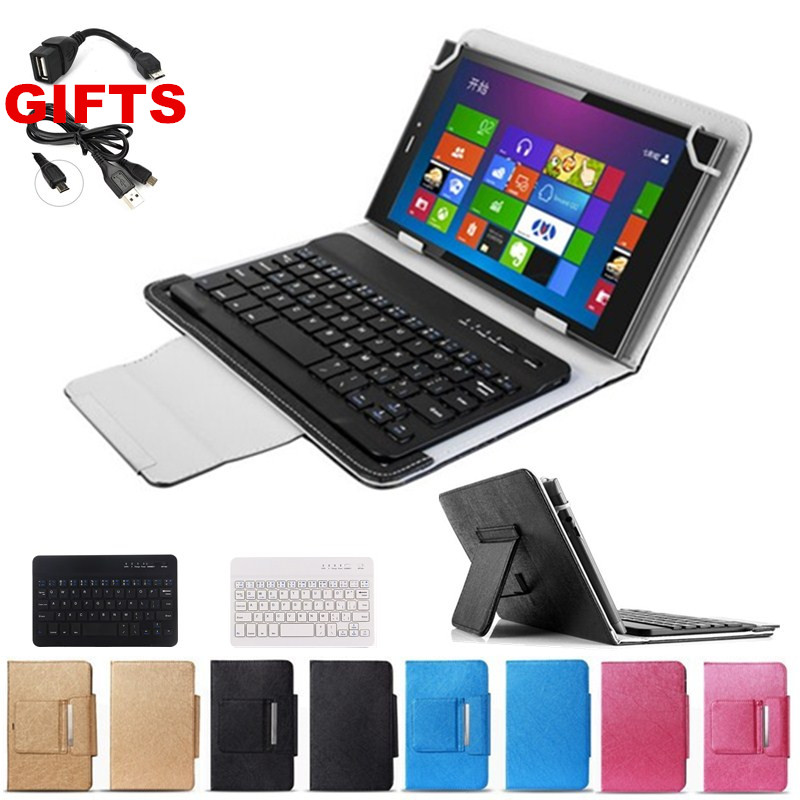 2 GIFTS UNIVERSAL Bluetooth Keyboard Case for Lenovo Tab 2 A10-70 A10 70/X30 A10-30 A10 30 10.1 inch Keyboard Language Customize