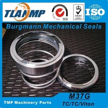 M37G-80/G9 M37G/80-G9 Burgmann Mechanical Seals (Material:TC/TC/Vit)-for Shaft Size 80mm Pumps With G9 Tungsten carbide Seat