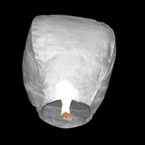 where to buy a flying paper lantern Buy 100% biodegradable eco wish lanterns online   fire proof fuel cell and rice paper to complete the look  (one individual wish lantern.