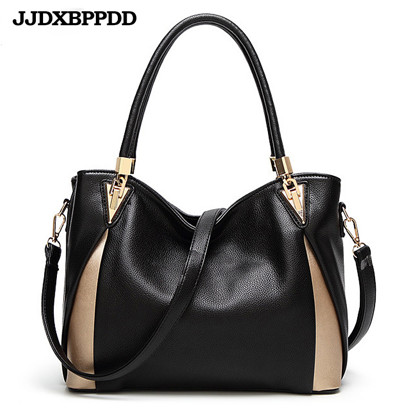 Crossbody Bags For Women Designer Handbags Women Famous Brands PU Leather High Quality Shoulder Bag Fashion Patchwork Bags monf genuine leather bag famous brands women messenger bags tassel handbags designer high quality zipper shoulder crossbody bag