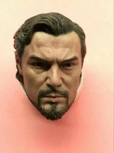 1/6 Scale Leonardo head Sculpt Django Unchained Male Head Carving for 12inch action figure toy