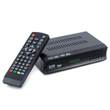 Mayitr 1 Set 1080P Full HD DVB-S2 Set Top Box Kits HD Digital Satellite IPTV Combo TV Box Receiver Support USB WIFI цена и фото