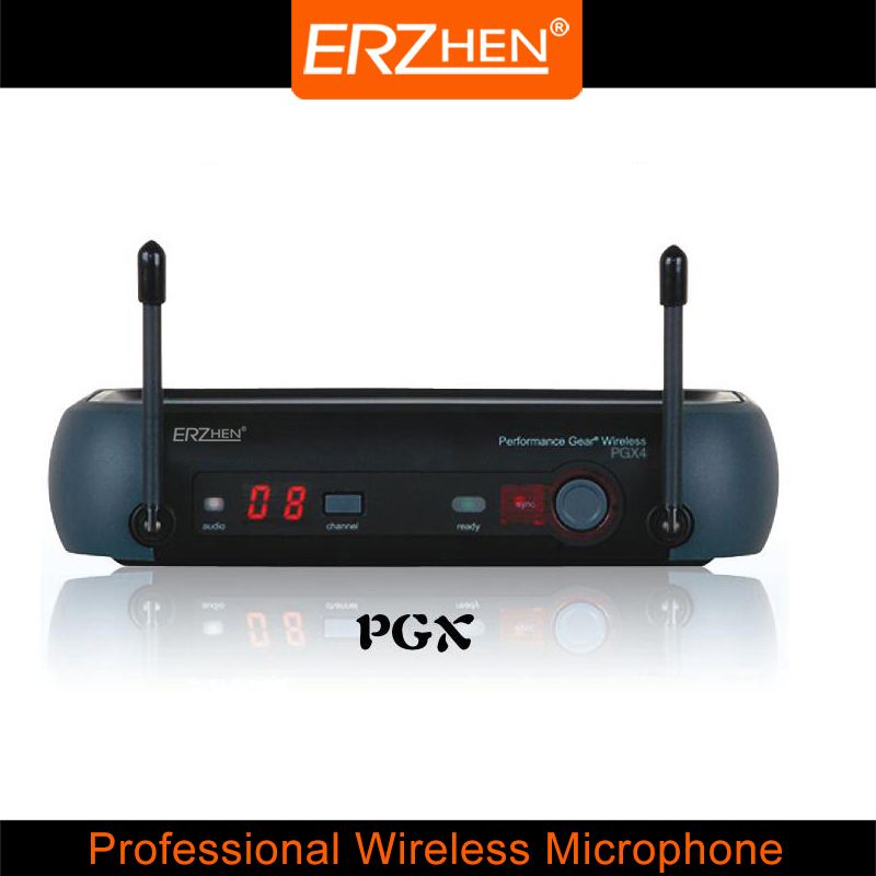 Hot Selling Wireless Mic Professional Wireless Microphone System PGX High Quality Wireless Microphone wireless